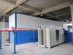 tunnel ovens for powder coating