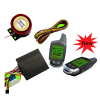 LCD two way motorcycle alarm 2 way motorbike alarm system
