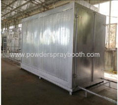 small Curing Oven of Powder Coating