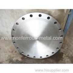 The Titanium flanges manufacturer
