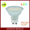 2.5W 200LM GU10 base TUV CE ROHS report SMD LED bulb
