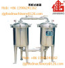 double filter/stainless steel bag type filter