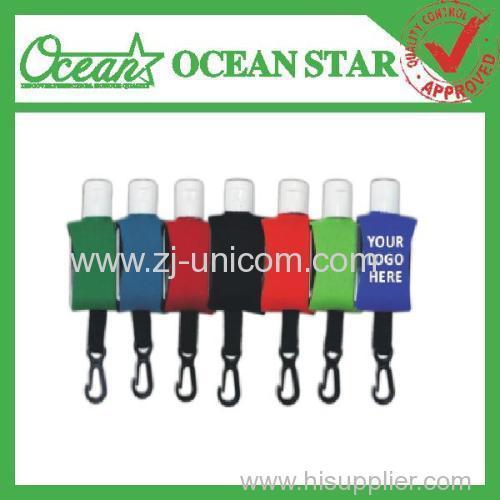 hot sale 15ml cozy clip instant hand sanitizer