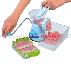 Plastic meat grinders as seen on tv