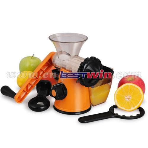 Fruit juicer for home using /manual press juicer