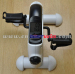 Portable Fitness Hand Foot Pedal Mini Exercise Bike