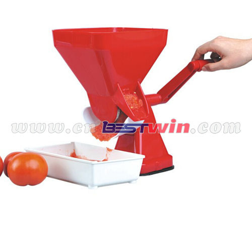 Food strainer fruit strainer