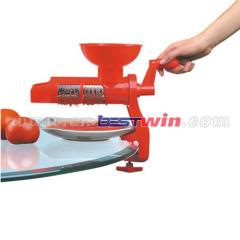 Presse-agrumes de tomates manuel portable avec une bonne qualité