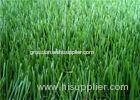 Natural Looking Plastic Garden & Sports Artificial Grass For Football Field , SGS , CE