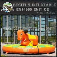 Orange Inflatable Mattresses Rodeo