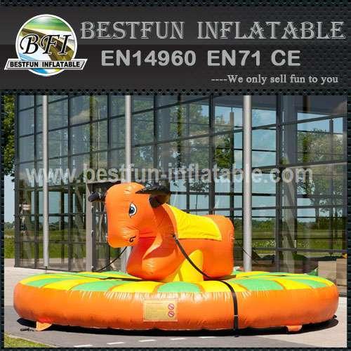 Orange Inflatable Mattresses Rodeo