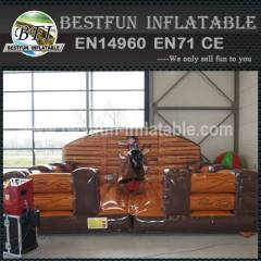 Inflatable Full Mechanical Bull