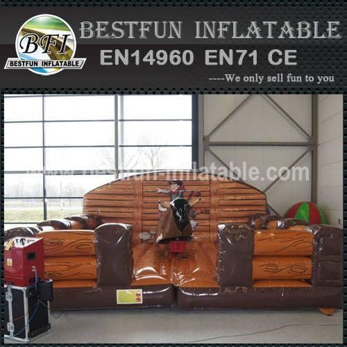 Inflatable Full Mechanical Bull
