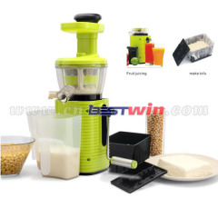 Fruit juice maker Soy drink