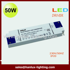 CE constant voltage led power