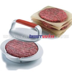 Plastic burger maker as seen on tv