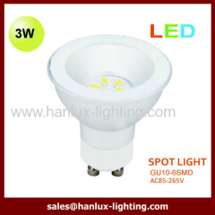 3W LED bulb with color box