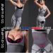 Bamboo Charcoal Slimming Suit Grey