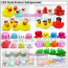 Baby bath toy set(floating & flashing)