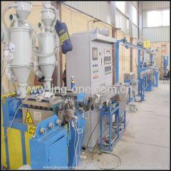 teflon cable extruder machine