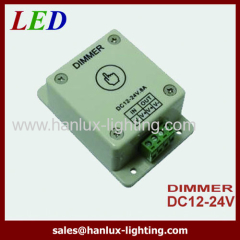 CE wall mounted LED dimmer