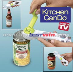 One Touch 6 in 1 Can Opener 6 way opener as seen on tv