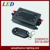 DC12V CE Adjustable Brightness Light Switch Dimmer Controller