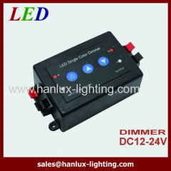 CE single channel knob dimmer controller