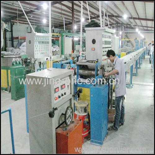electric wire cable making machine from China manufacturer ...