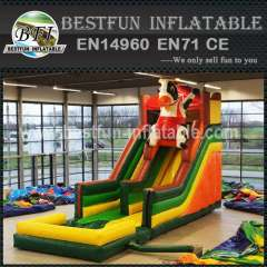 Inflatable Slide Milch Cow