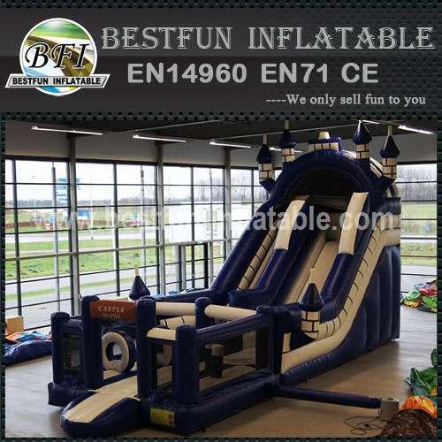Fort inflatable Caslte Slide
