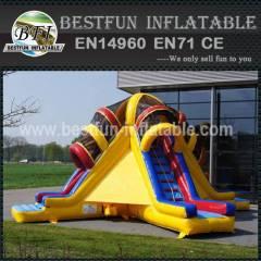 Vulcano Standard Inflatable Slide