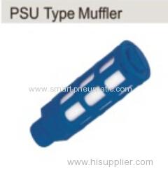 Plastic Muffler-----PSU Type Muffler