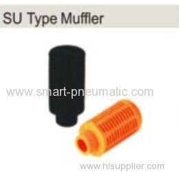 Plastic Muffler------SU Type Muffler