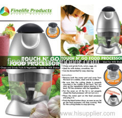 Hot selling and high quality Touch N Go Food Processor