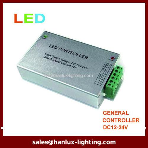 aluminum basic LED controller