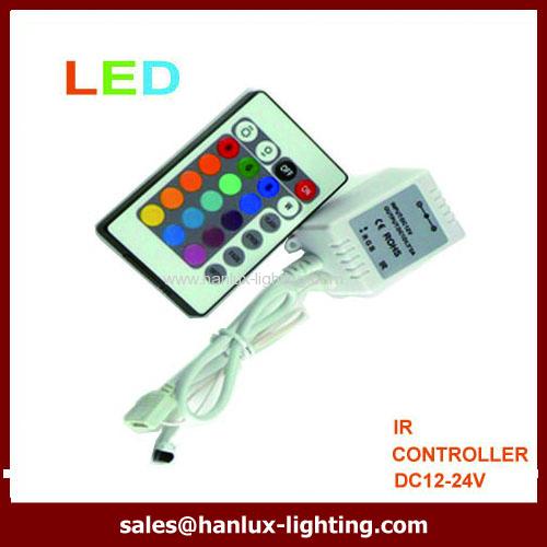 DC12V 24-Key LED controller