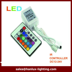 24-Key infrared LED controller