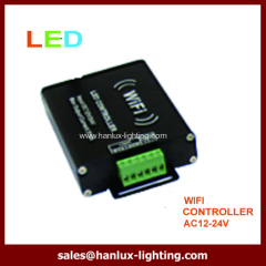 single color LED wifi slaver controller
