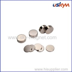 Customized size mini neodymium magnets
