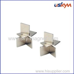 thin block rare earth magnet