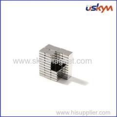 Grade N35 block magnet