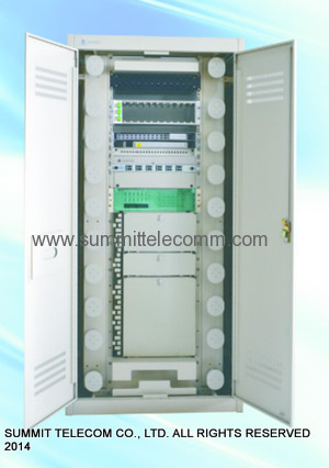 Fiber Optical Distribution Frame/Rack ODF Fiber Optic Distribution ...