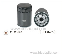 oil filter for Sevilla4.9L