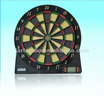 professional electric dart board with tips