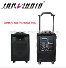 wireless microphone outdoor speaker