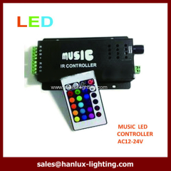 12A Music LED controller