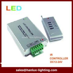 4-Key RF LED controller aluminum