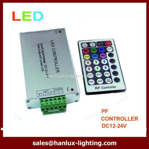 28-Key Aluminum RF LED controller