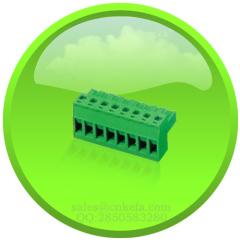 UL pluggable terminal blocks